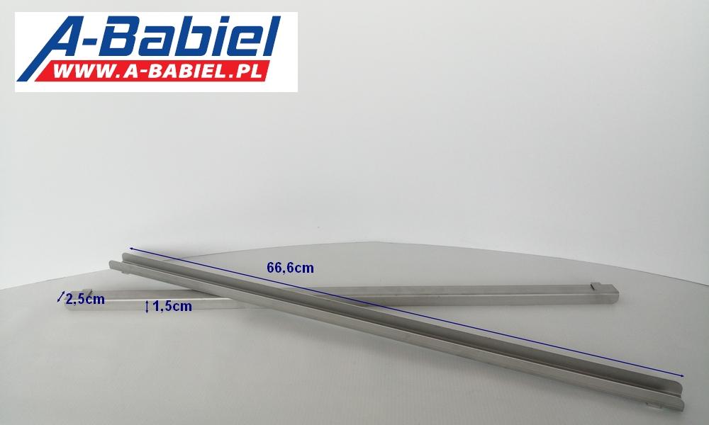 A-Babiel -Prowadnica do szafy GN 2/1 - Olsztyn, Ostrołęka Gdańsk, Szczecin, Gdynia, Sopot, Słupsk, Łódź, Warszawa, Katowice