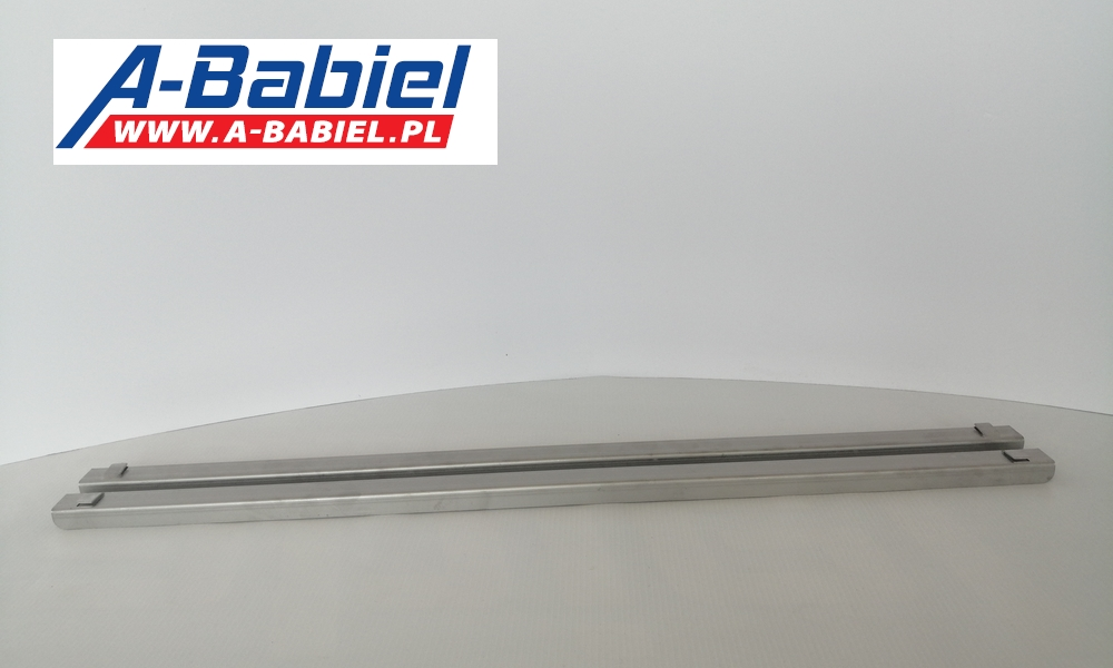 A-Babiel - Prowadnica do szafy GN 2/1 - Olsztyn, Ostrołęka Gdańsk, Szczecin, Gdynia, Sopot, Słupsk, Łódź, Warszawa, Katowice